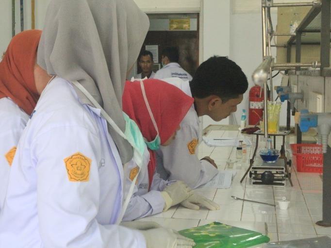 Praktikum kimia dasar