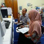 kegiatan pelatihan keahliah GCMS