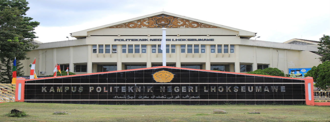 Kampus Politeknik Negeri Lhokseumawe